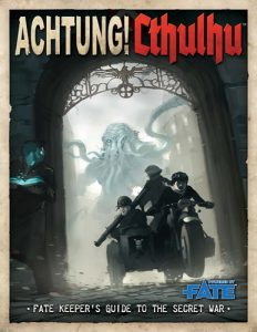 Achtung! Cthulhu Fate Keeper's Guide