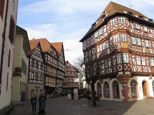Mosbach Historic Town Center