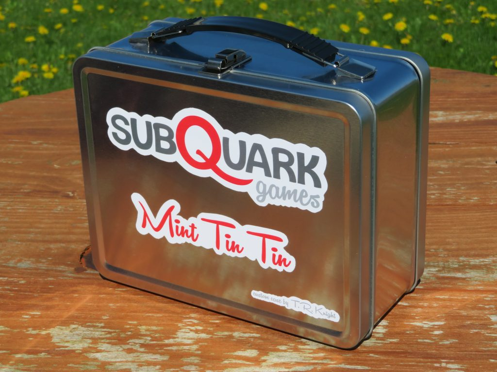 subQuark Mint Tin Tin Outside