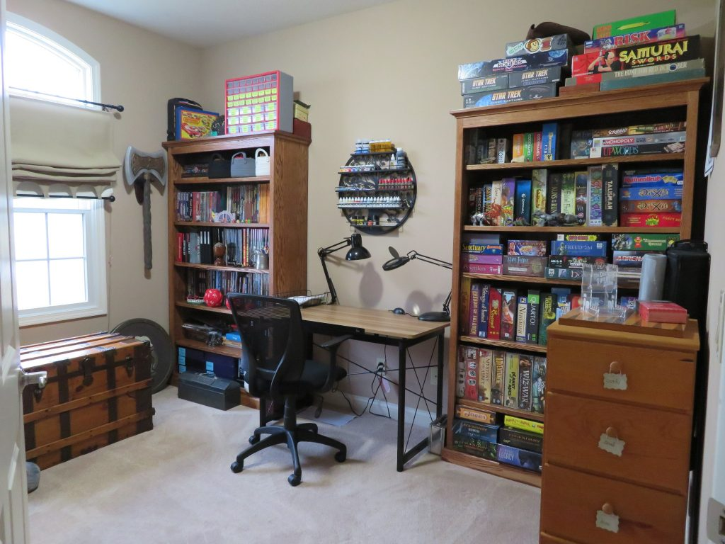 Hobby Room Games