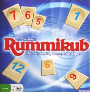 Rubbikub Box