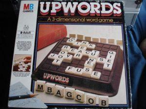 Upwords Box