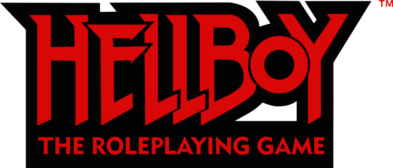 Hellboy: The Roleplaying Game Logo