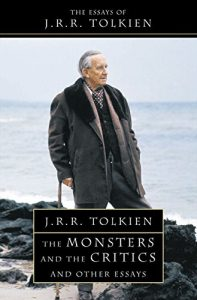 Cover of The Monsters and the Critics and Other Essays
