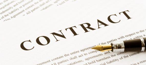 Contract Header