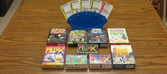 Angie Fluxx Cards
