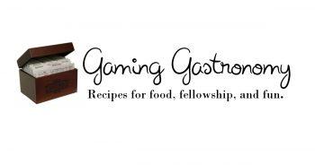 Gaming Gastronomy Header