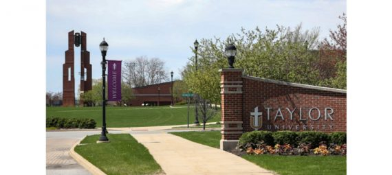 2020 - My New Role At Taylor University