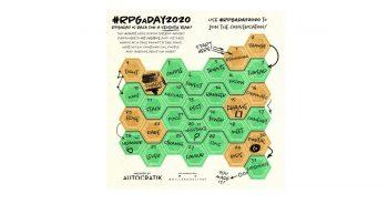 2020 - My RPGaDAY2020