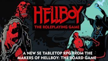 Hellboy The RPG