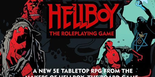Hellboy The RPG