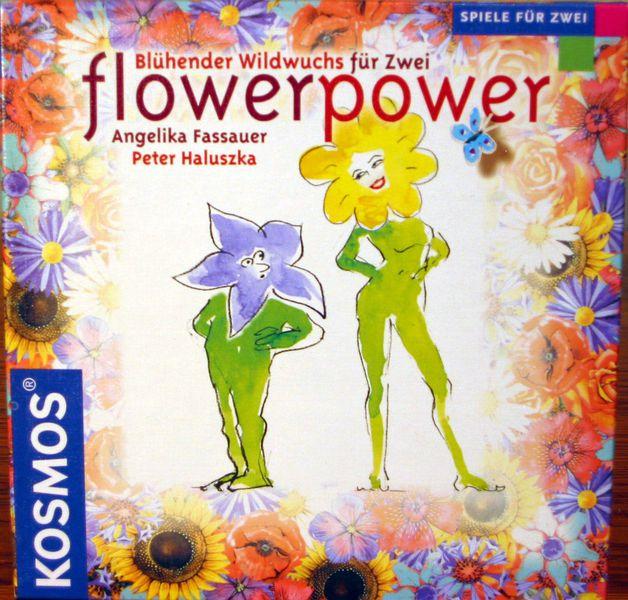 Flower Power game cover