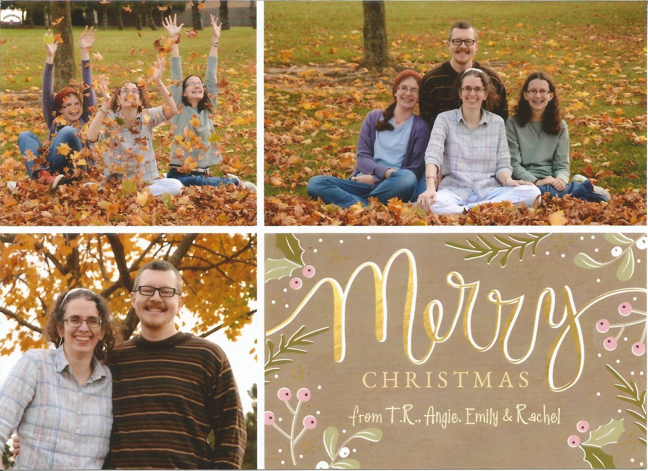 Knight Christmas Photo 2014