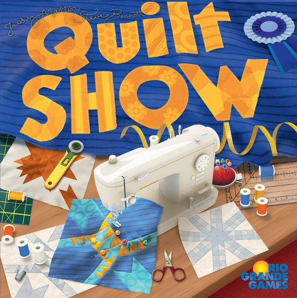 Quilt Show game cover