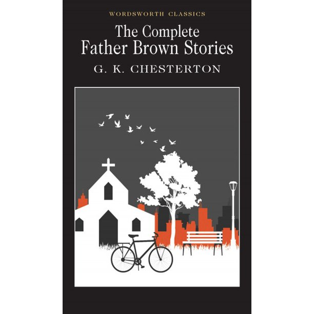 The Complete Father Brown Stories by G.K. Chesterton book cover