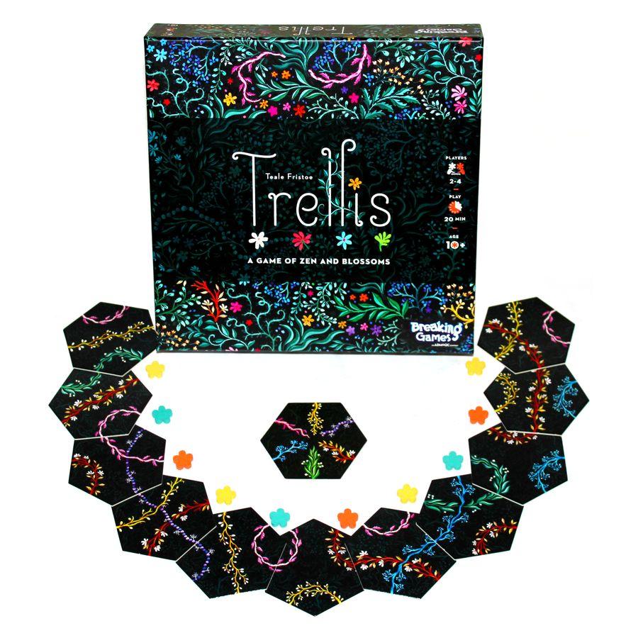Trellis game