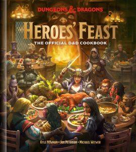 Heroes' Feast book cover