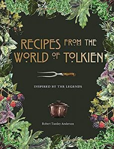 Recipes from the World of Tolkien cover