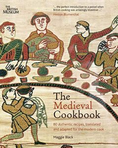 The Medieval Cookbook cover