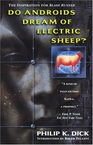 Do Androids Dream of Electric Sheep by Philip K. Dick cover
