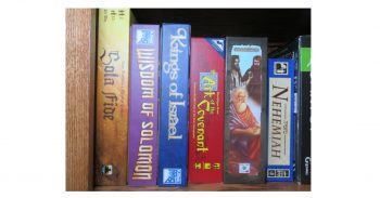 2021 - Bible Themed Tabletop Games