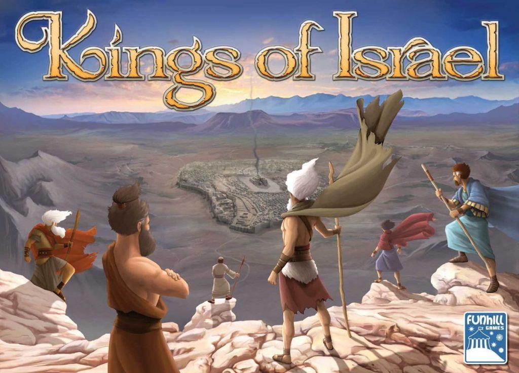 Kings of Israel box cover