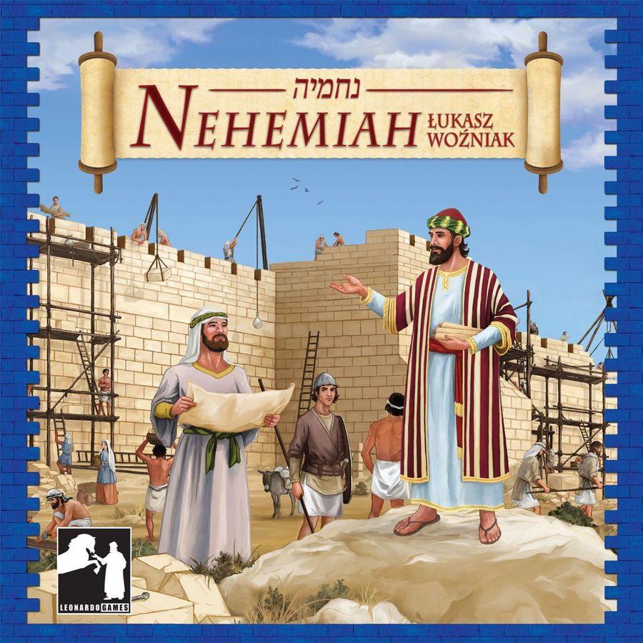Nehemiah game cover
