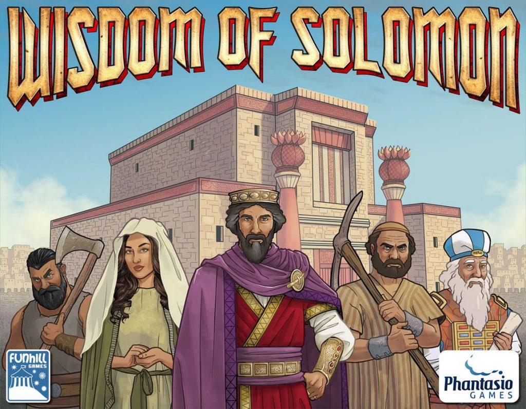 Wisdom of Solomon game cover