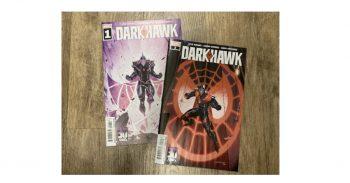 2021 - Darkhawk Comics